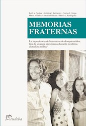 E-book Memorias fraternas