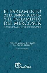 Libro El Parlamento De La Union Europea Y El Parlamento Del Mercosur