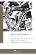 Papel SOCIOLOGIA JURIDICA EN ARGENTINA TENDENCIAS Y PERSPECTIVAS (TEMAS SOCIALES)