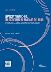 E-book Infancia y derechos: del patronato al abogado del niño