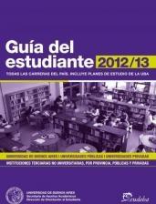 Papel Guía del estudiante 2012/13