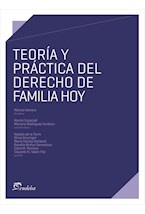 E-book TEORIA Y PRACTICA DEL DERECHO DE FAMILIA HOY
