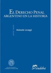 Papel El derecho penal argentino en la historia