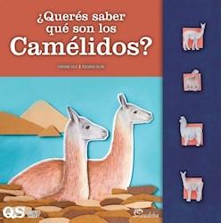 Libro Queres Saber Que Son Los Camelidos ?
