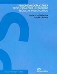 Papel Psicopedagogía clínica