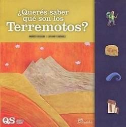 Libro Queres Saber Que Son Los Terremotos ?