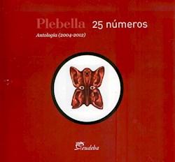 Papel Plebella 25 números