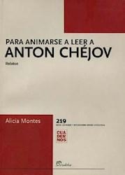 Papel Para animarse a leer a Anton Chéjov