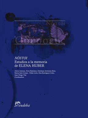 E-book Nostoi. Estudios A La Memoria De Elena Huber