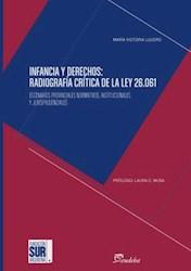 Papel Infancia y derechos: radiografía crítica de la ley 26.061