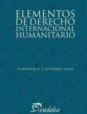 Libro Elementos Del Derecho Internacional Humanitario