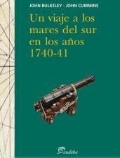 Papel Un viaje a los mares del sur en los años 1740-41