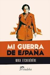 E-book Mi guerra de España