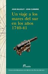 E-book Un viaje a los mares del sur en los años 1740-41