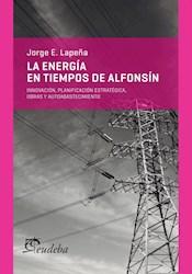 Libro La Energia En Tiempos De Alfonsin