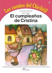 Libro 7. El Cumpleaños De Cristina  Chiribitil