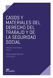 E-book Casos y materiales del Derecho del Trabajo y de la Seguridad Social