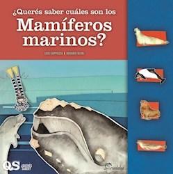 Papel ¿Querés saber cuáles son los mamíferos marinos?