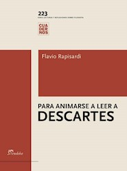Papel Para animarse a leer a Descartes