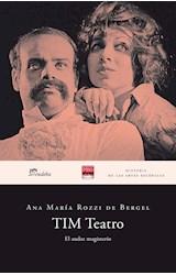 Papel TIM TEATRO EL AUDAZ MAGISTERIO