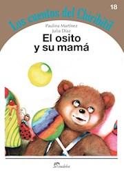 Papel El osito y su mamá