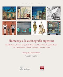 Papel Homenaje a la escenografía argentina