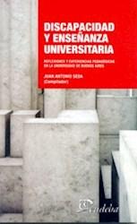 Papel Discapacidad y enseñanza universitaria