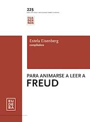 Papel Para animarse a leer a Freud
