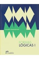 Papel FORMAS LOGICAS I (ENCICLOPEDIA LOGICA)