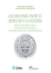 Libro Las Malvinas Entre El Derecho Y La Historia