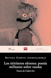 Papel Los titiriteros obreros: poesía militante sobre ruedas