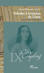 Papel Veladas literarias de Lima