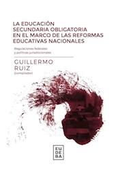 Papel La educación secundaria obligatoria en el marco de las reformas educativas nacionales