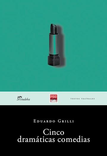 E-book Cinco Dramaticas Comedias