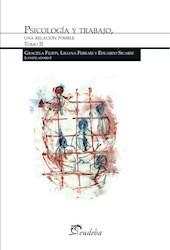 E-book Psicología y trabajo, una relación posible. Tomo II