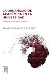 Papel La organización académica en la universidad