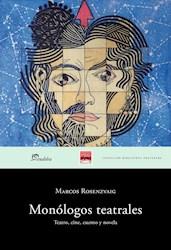 E-book Monólogos teatrales