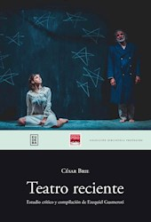 Libro Teatro Reciente