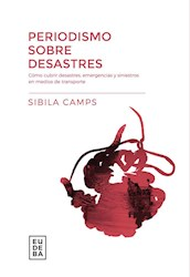 E-book Periodismo sobre desastres