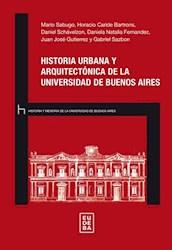 Papel Historia urbana y arquitectónica de la Universidad de Buenos Aires
