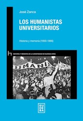 Papel Los humanistas universitarios