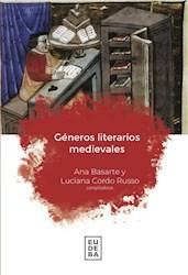 Libro Generos Literarios Medievales