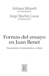 Papel Formas del ensayo en Juan Benet