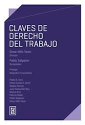 Libro Claves De Derecho De Trabajo