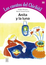 Papel Anita y la luna