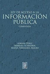 Libro Ley De Acceso A La Informacion Publica