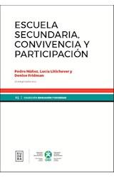 Papel ESCUELA SECUNDARIA, CONVIVENCIA Y PARTICIPACION