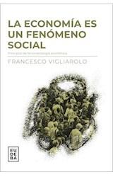 Papel LA ECONOMIA ES UN FENOMENO SOCIAL