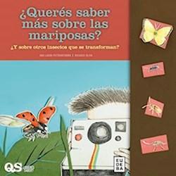 Libro Queres Saber Mas Sobre Las Mariposas ?