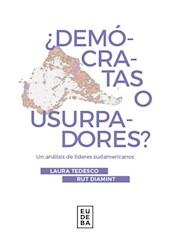 Libro Democratas O Usurpadores ?
